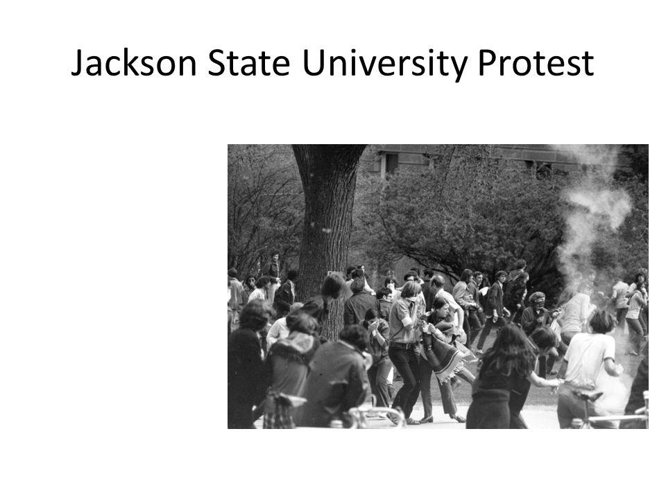 Jackson State University Protest