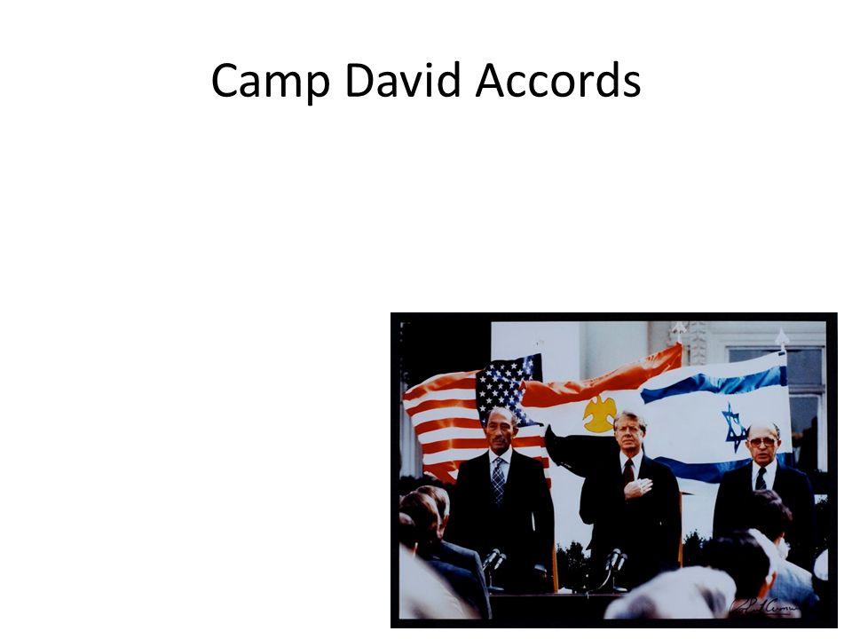 Camp David Accords