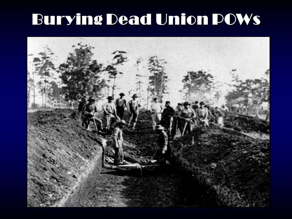 Union Prisoners Record at Andersonville