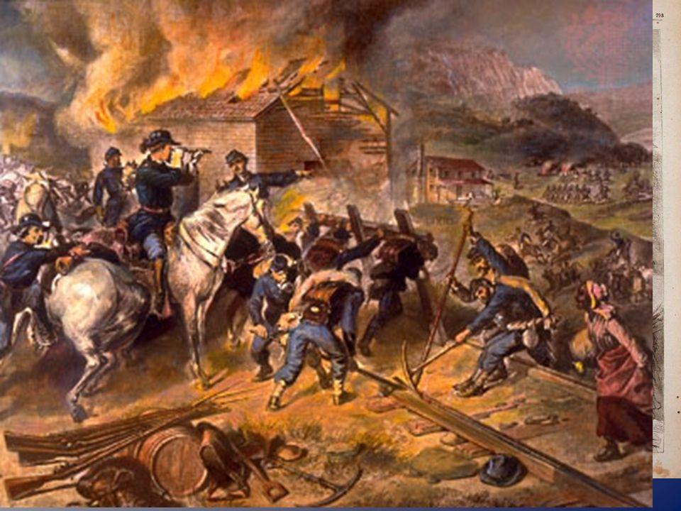 9. Shermans March through Georgia to the Sea, 1864