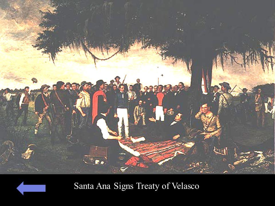 Treaty of Guadalupe Hidalgo Annexed half of Mexico to the U.S.