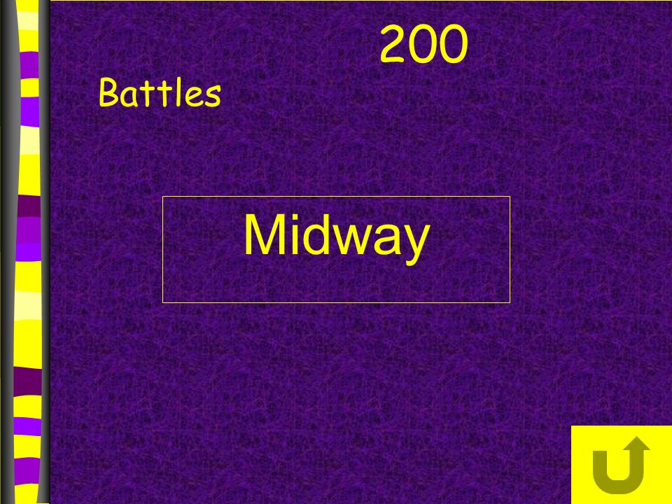 Midway 200 Battles