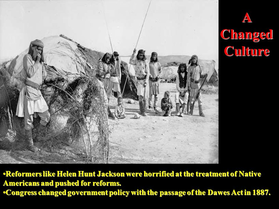Chief Joseph Surrenders Chief Joseph of the Nez Perce led his people in an attempt to resist the takeover of their lands in the Oregon Territory by wh