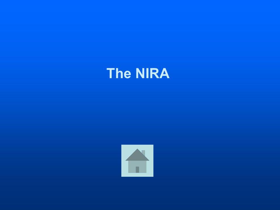 The NIRA