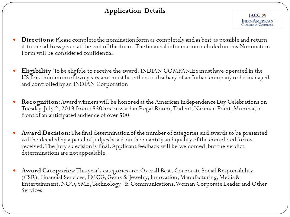 Name of Company : Company Representative : Position / Title : Tel.
