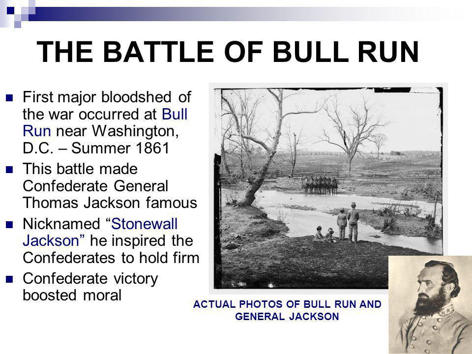 THE CLASH AT ANTIETAM Union General George McClellan confronted Confederate General Robert E.