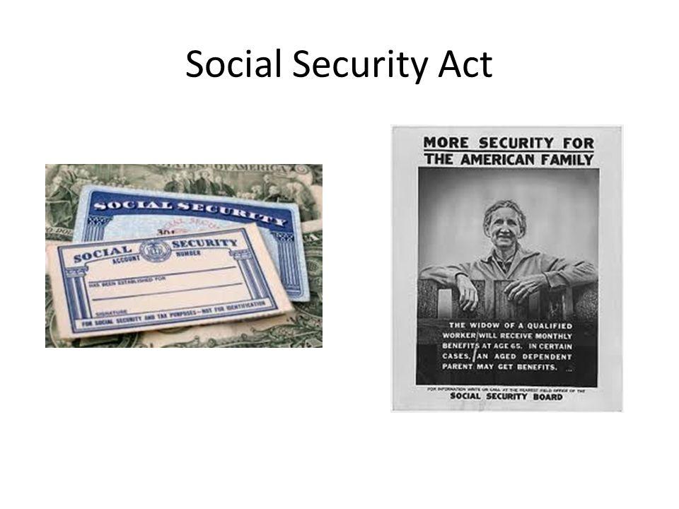 Social Security Act