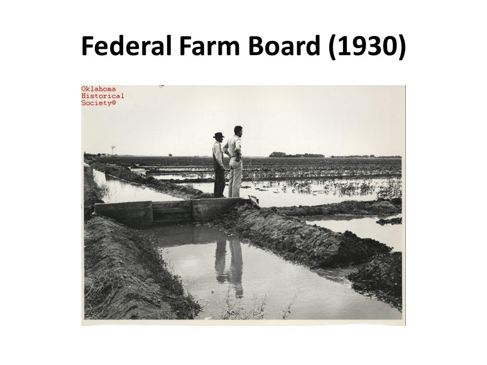 Federal Farm Board (1930)