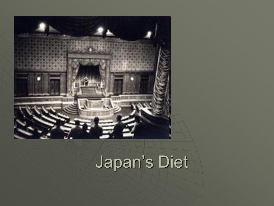 Japans Diet