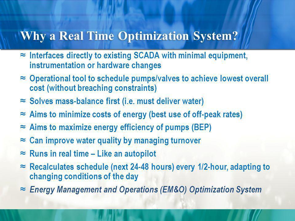 takes max advantage of off peak rates Energy Load Shifting