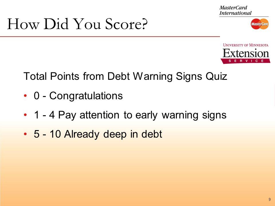 20 Improve Your Credit Score