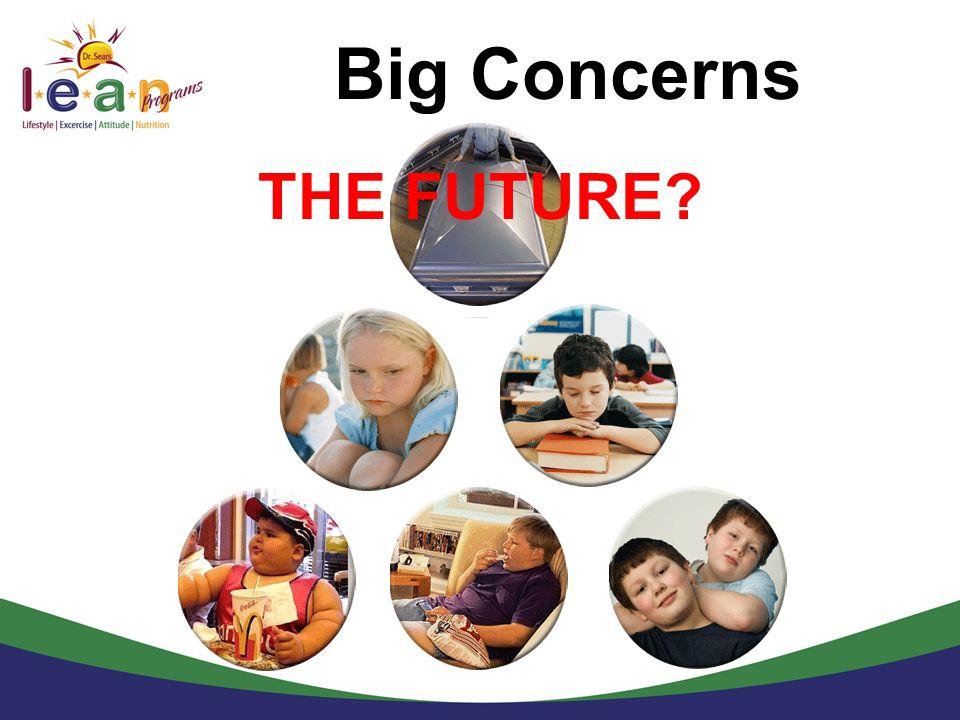Big Concerns THE FUTURE?