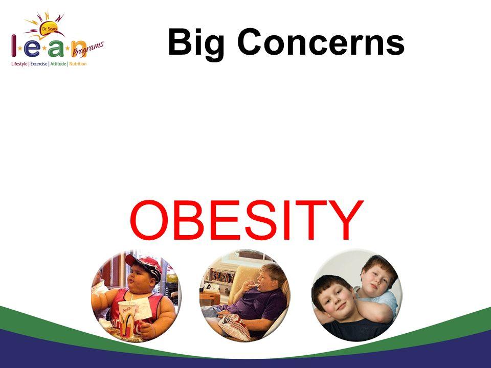 Big Concerns OBESITY