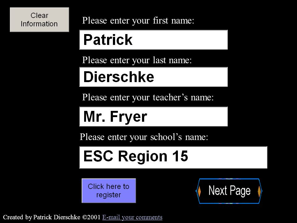 Created by Patrick Dierschke ©2001 E-mail your commentsE-mail your comments Which of the following is an example of a pull factor for migration Click on the letter of the correct answer.