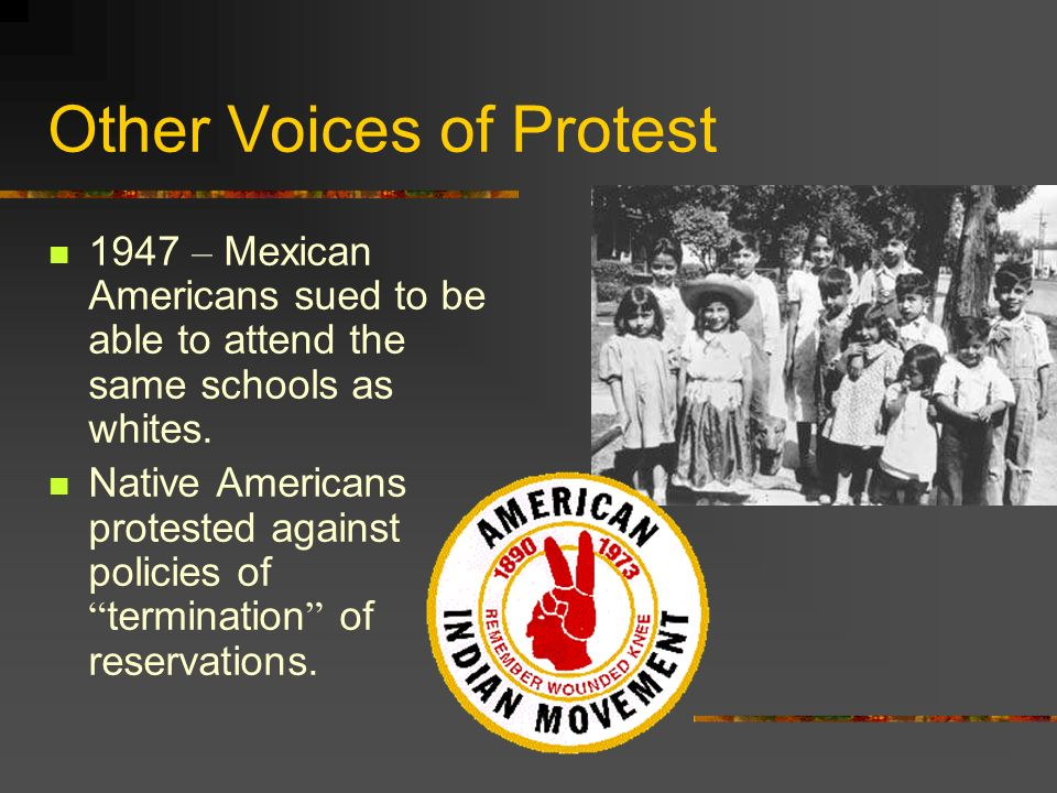 Leaders and Strategies of the Civil Rights Movement NAACP Interracial group Appealed mostly to people with education.