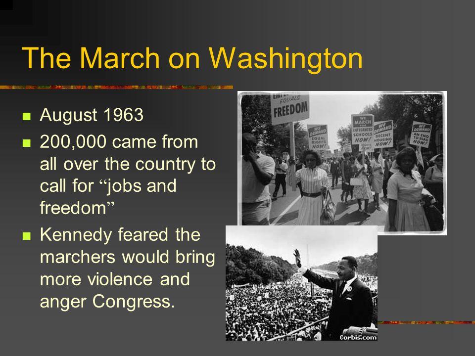 Civil Rights Act of 1964 President Lyndon B.Johnson got it passed.