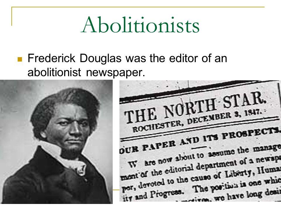 Harriet Tubman Helped slaves escape via the Underground Railroad.