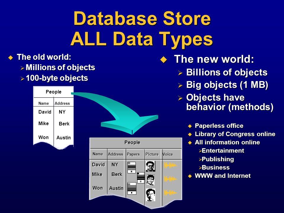 Databases Information at Your Fingertips Information Network Knowledge Navigator Databases Information at Your Fingertips Information Network Knowledg