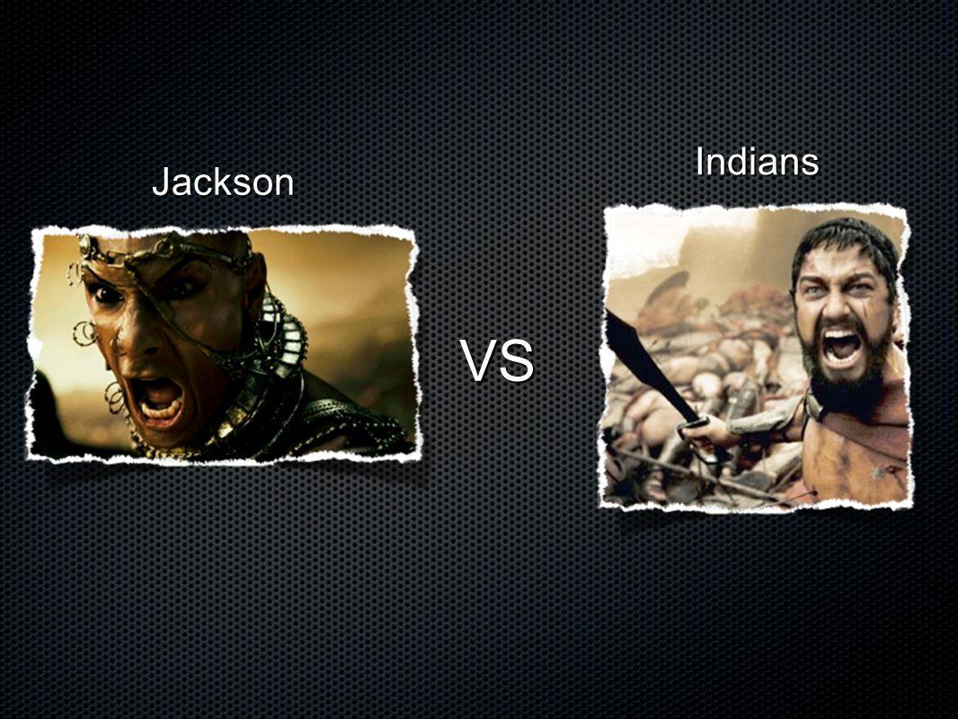 VS Jackson Indians