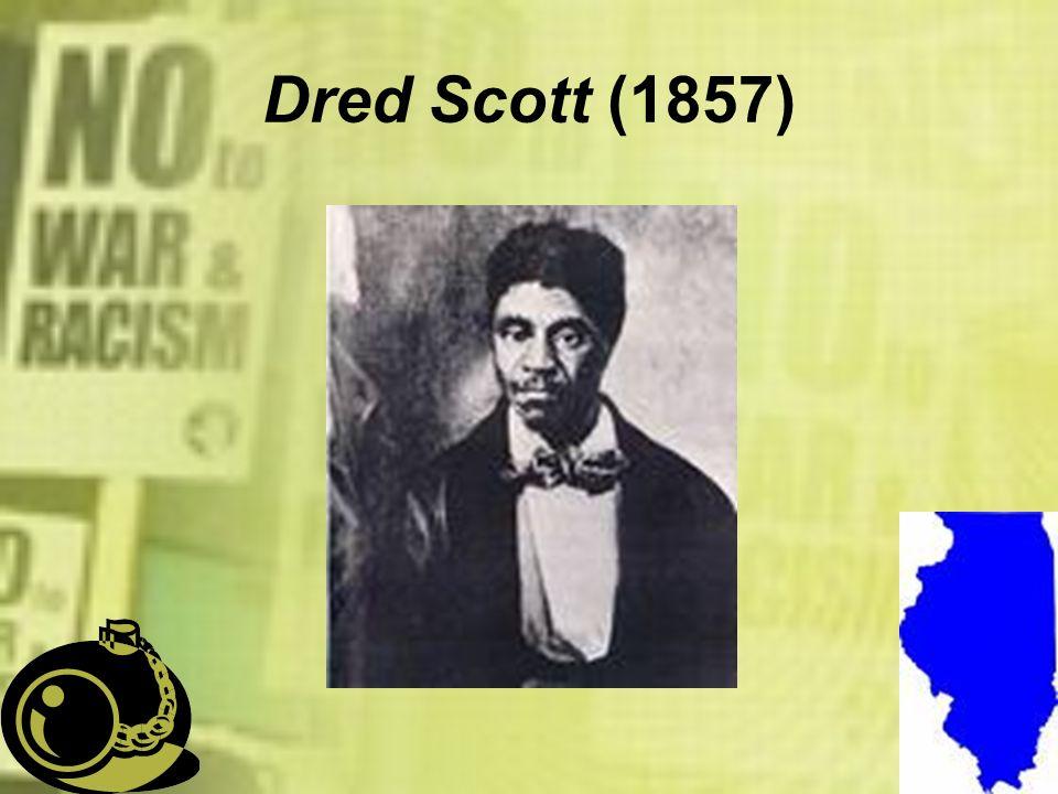 Dred Scott (1857)