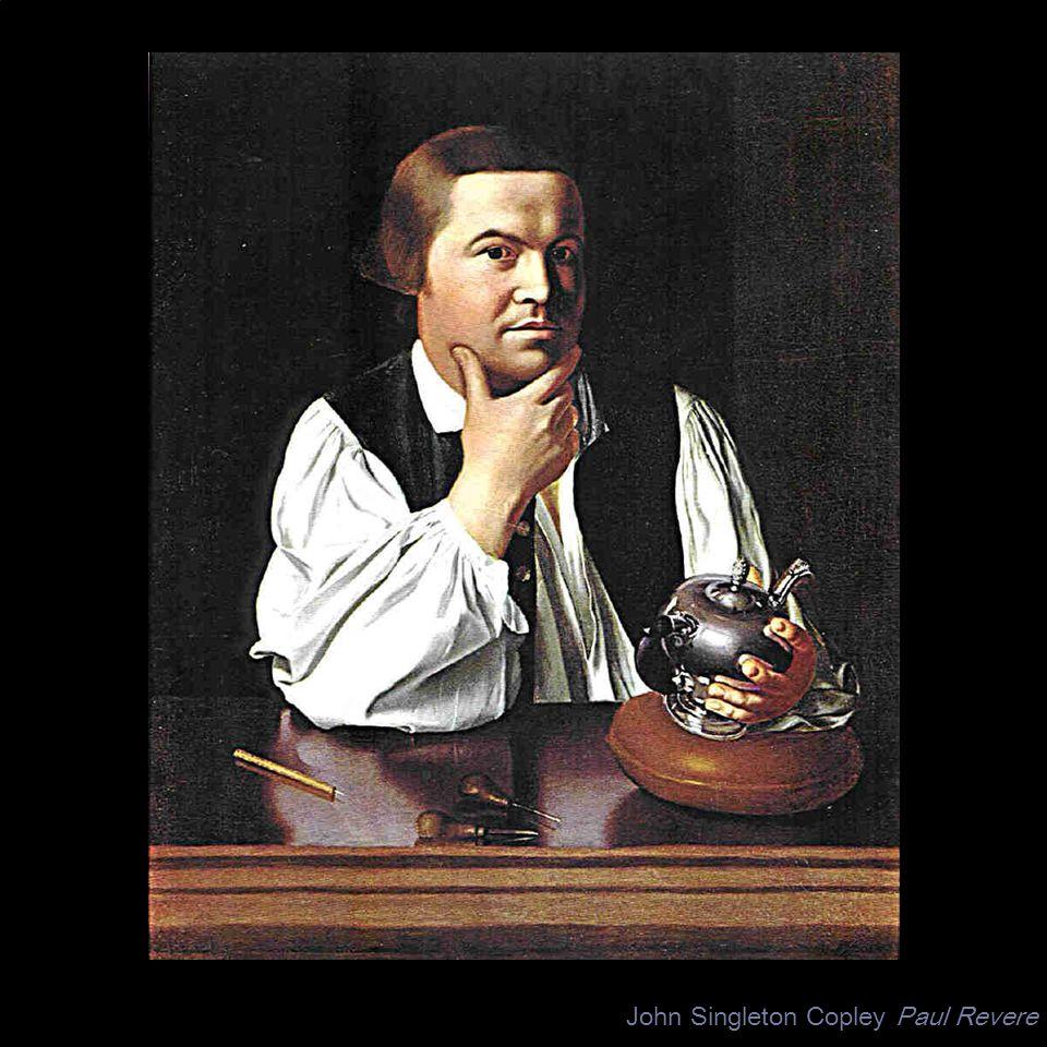 John Singleton Copley Paul Revere
