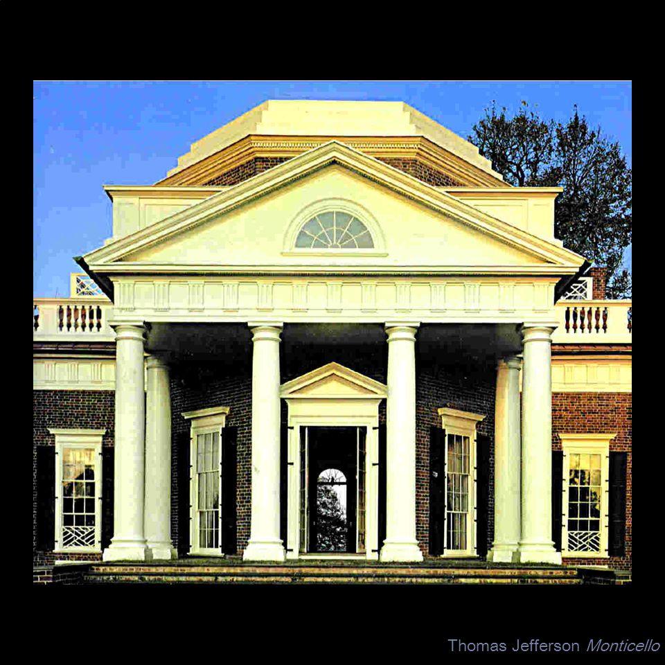 Thomas Jefferson Monticello