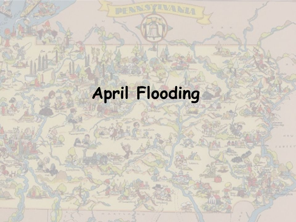 April Flooding