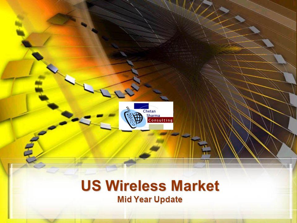 US Wireless Market Mid Year Update