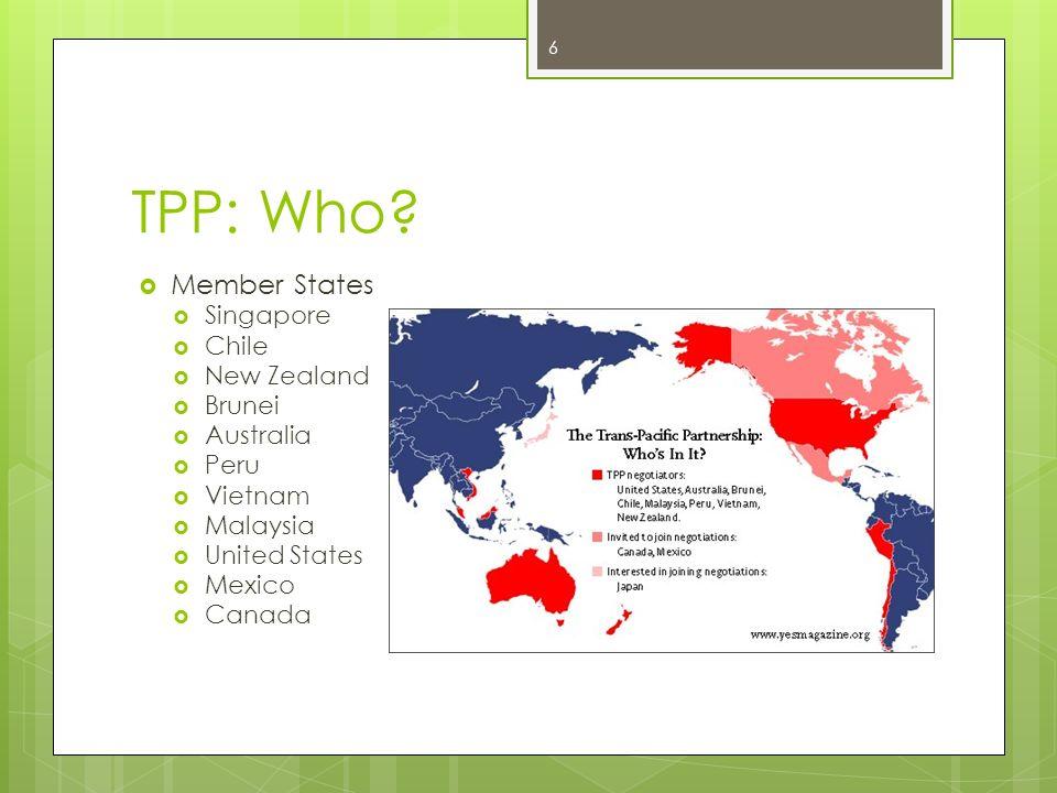 TPP: Who.