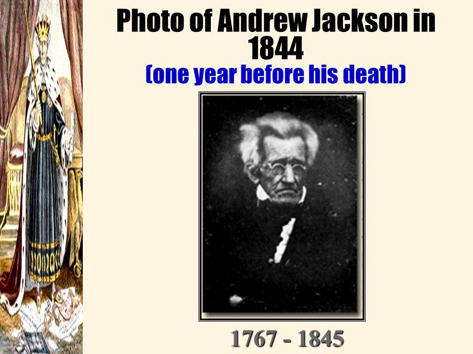 Andrew Jackson in Retirement