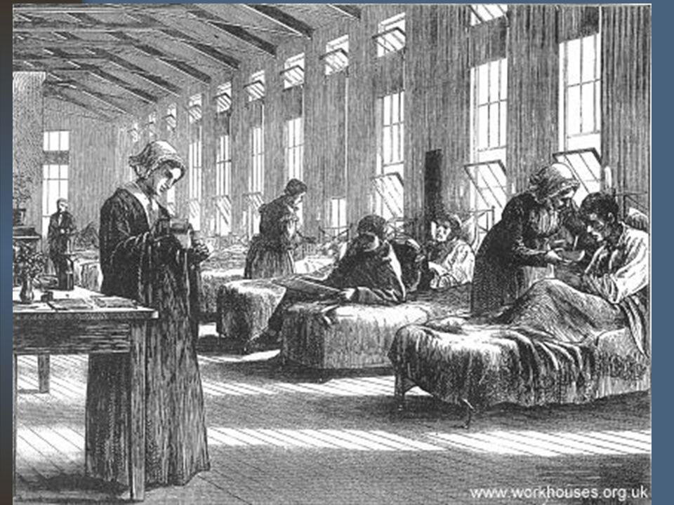 2. The Asylum Movement (orphanages, jails, hospitals) Asylums separated the criminal, the insane, the ill, and the dependent from outside society Reha