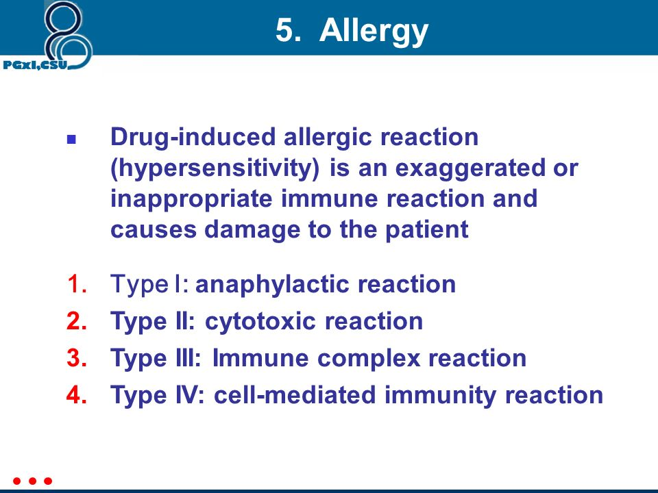 4. Withdrawal reaction After stop of drug administration, the symptoms of original disease would be aggravated (rebound reaction Vasodilator nitroglyc