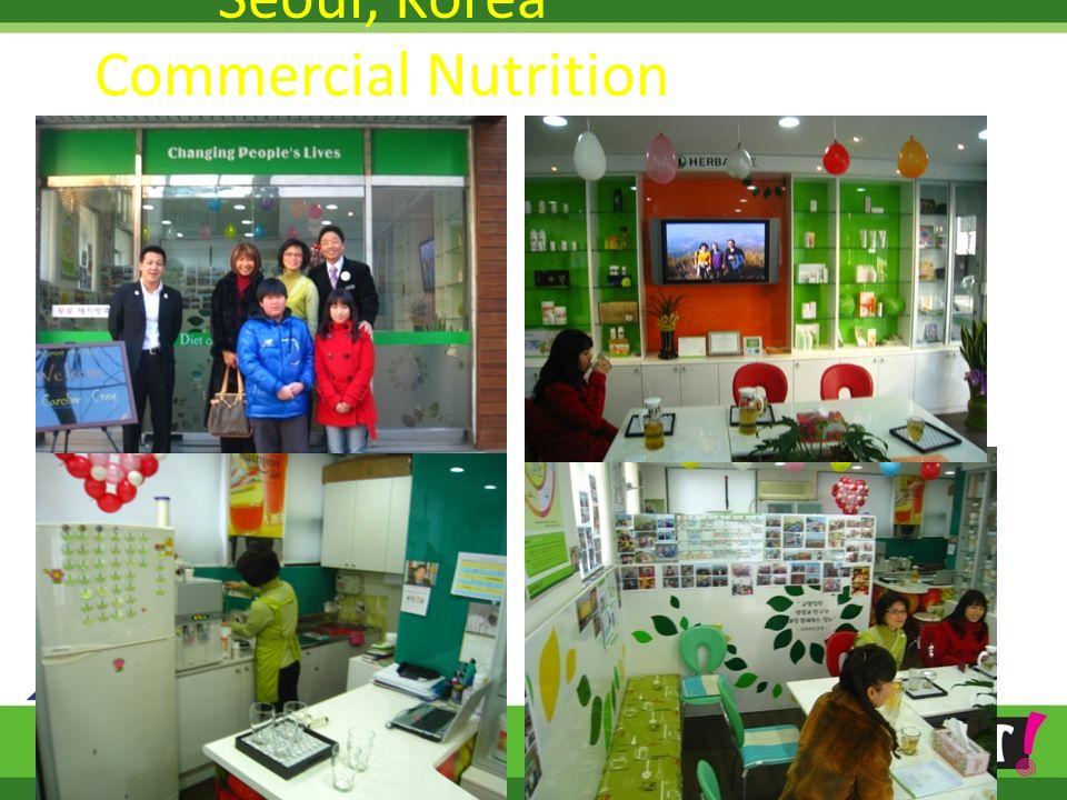 Seoul, Korea Commercial Nutrition Center