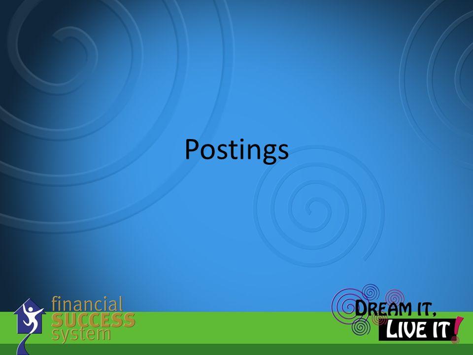 Postings