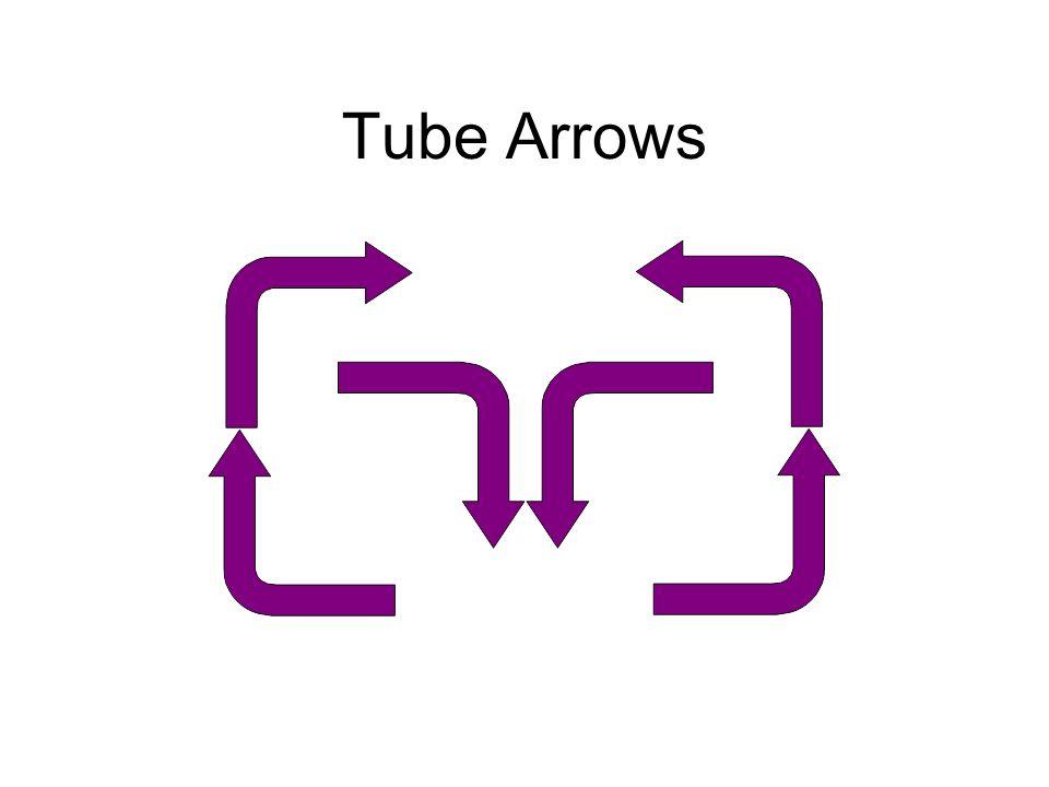 Tube Arrows