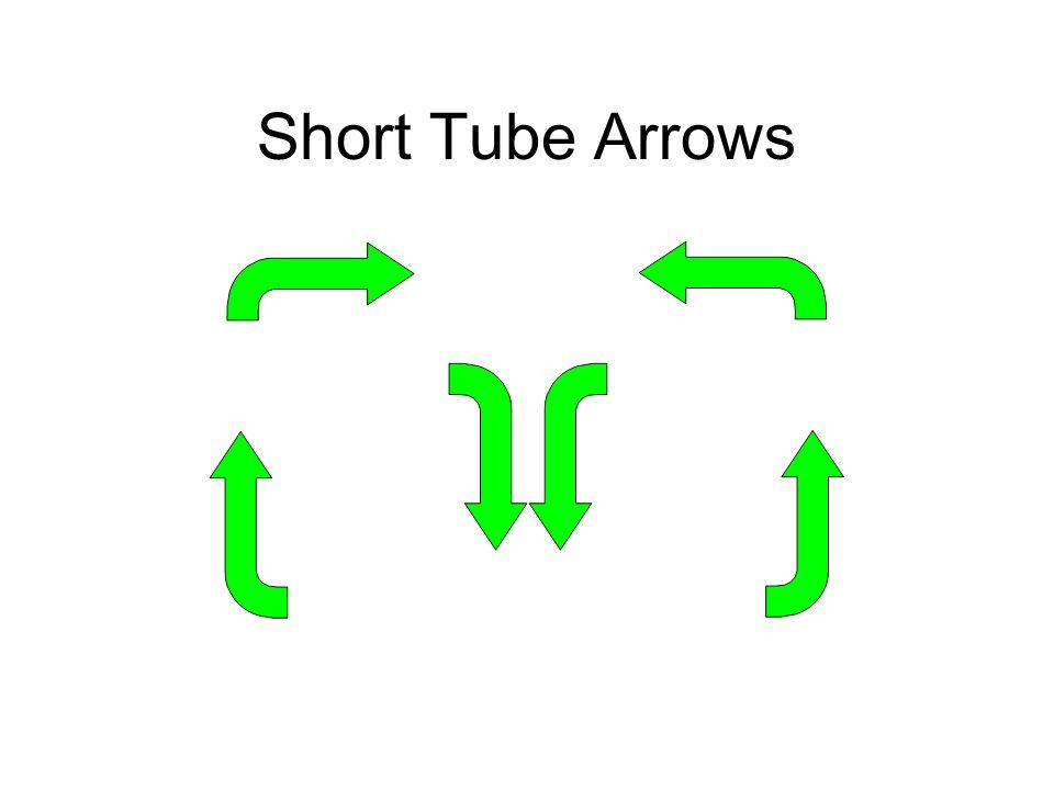 Short Tube Arrows
