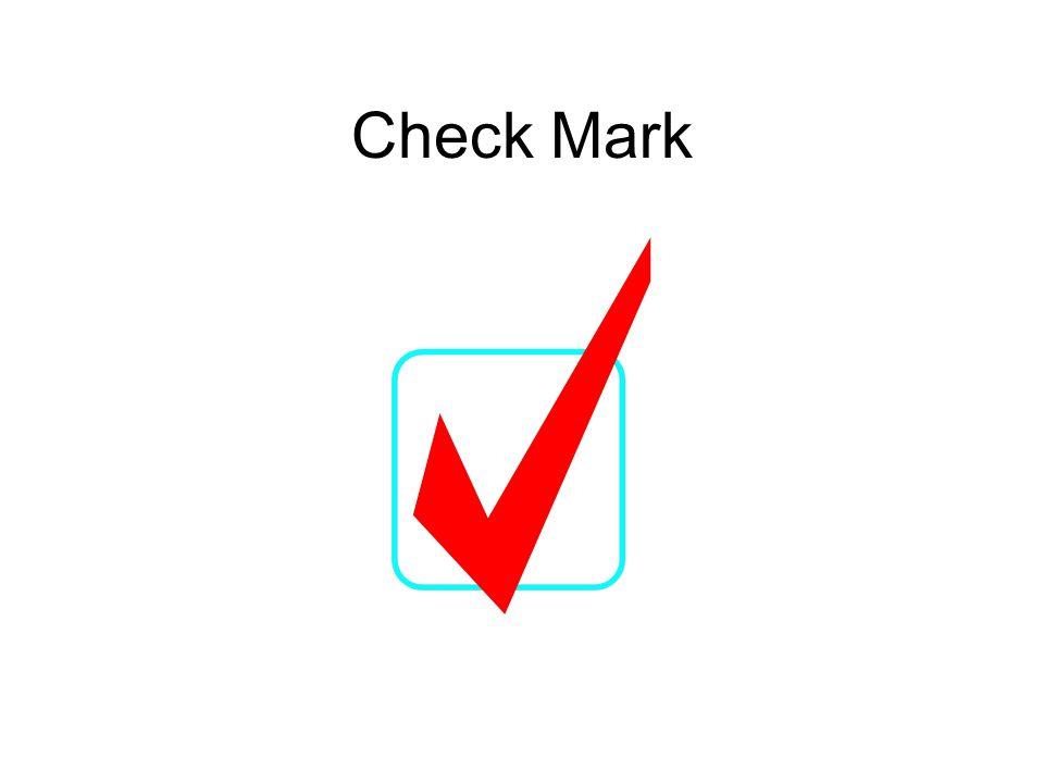 Check Mark