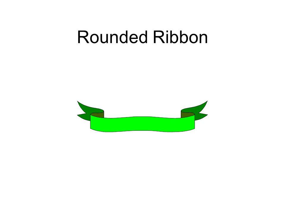 Rounded Ribbon