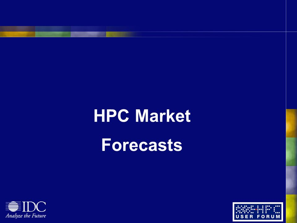 HPC Market Forecasts