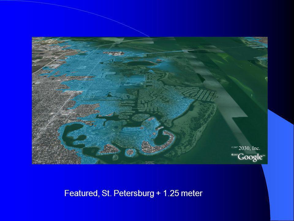 Featured, St. Petersburg + 1.25 meter