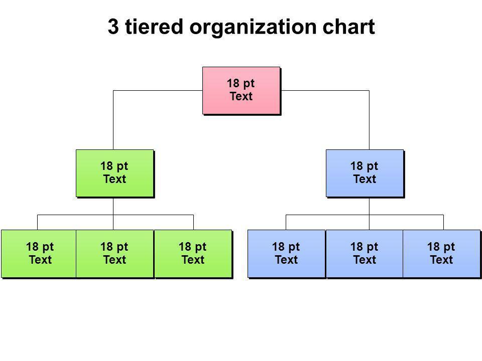 3 tiered organization chart 18 pt Text 18 pt Text 18 pt Text 18 pt Text 18 pt Text 18 pt Text 18 pt Text 18 pt Text 18 pt Text 18 pt Text 18 pt Text 1