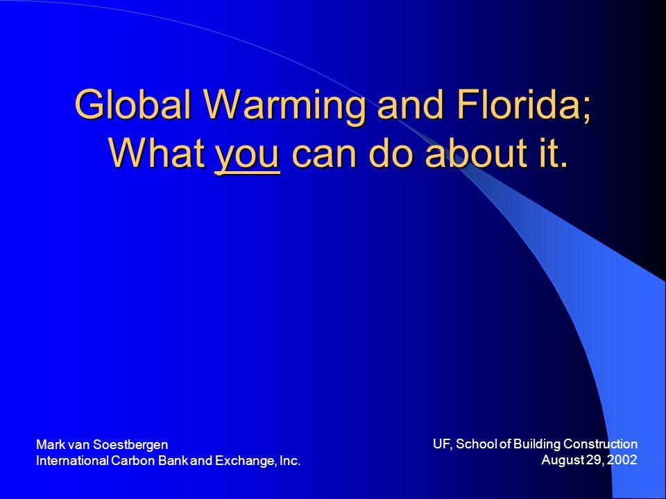 Florida +5meter, very likely unavoidable.