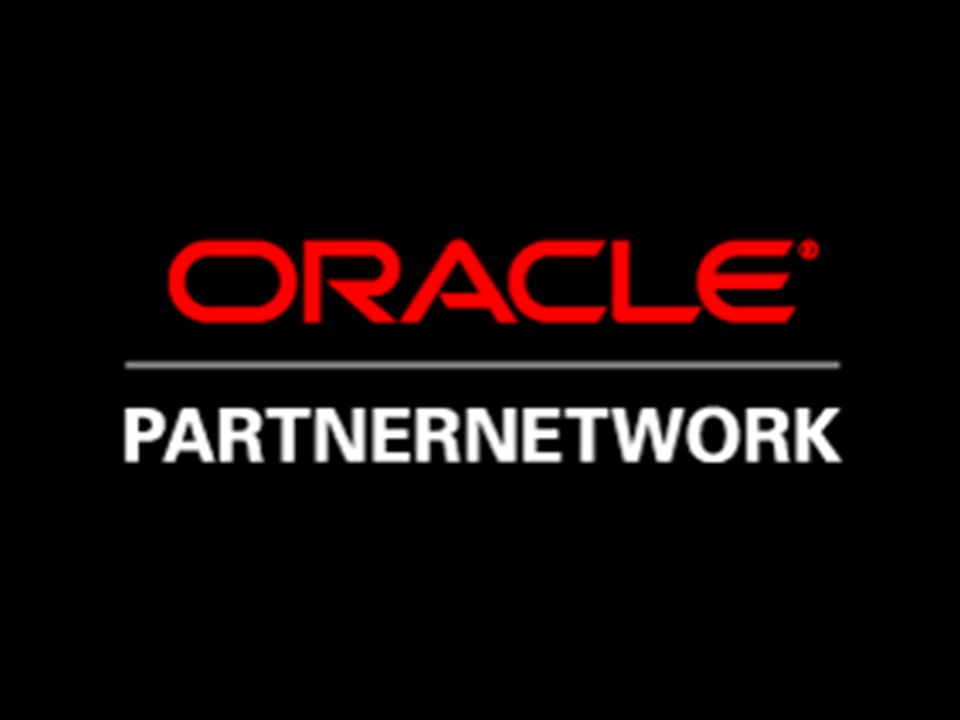 Becoming a Successful Oracle Business Partner Bronwyn Hastings Vice President Global Alliances and Channels