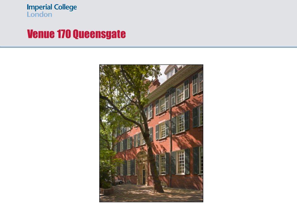 Venue 170 Queensgate