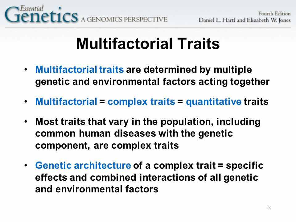13 Broad-Sense Heritability Broad-sense heritability (H 2 ) includes all genetic effects combined H 2 = g 2 / p 2 = g 2 / g 2 + e 2 Knowledge of heritability is useful in plant and animal breeding because it can be used to predict the magnitude and speed of population improvement