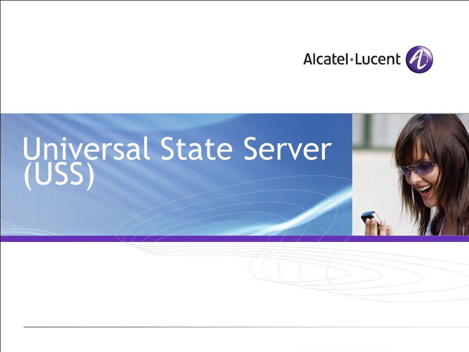 Universal State Server (USS)