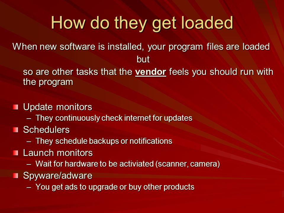 NEW STARTUPS Demo on how tasks get installed