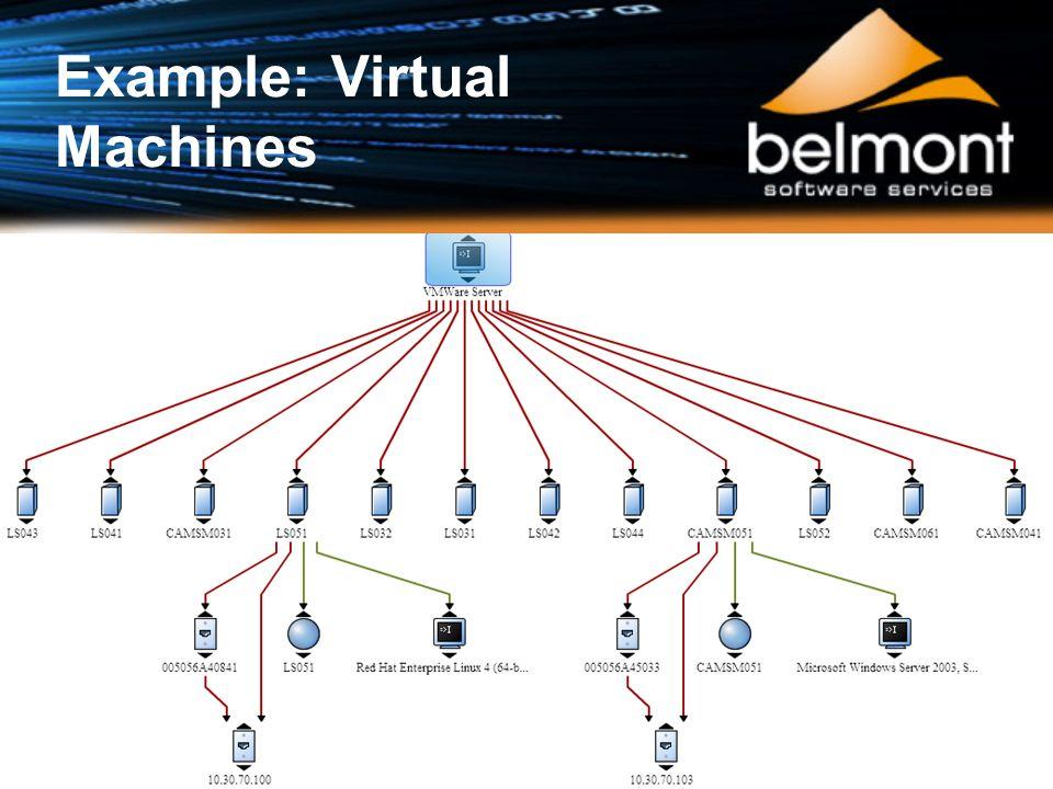 Example: Virtual Machines