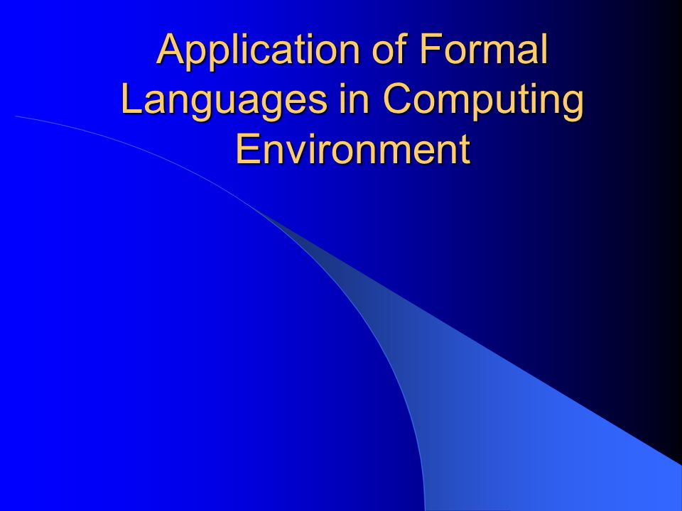 Roadmap Introduction Finite Automata and Digital Images Probabilistic Grammar Systems Distributed Processing in Automata Unconventional models of computing L – System and Computer Imagery