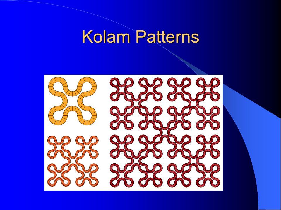 Kolam Patterns